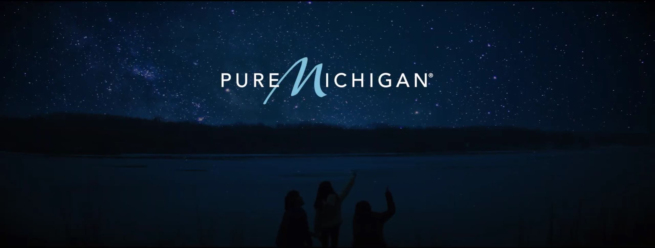 Image result for Dark Sky campaign, Pure Michigan