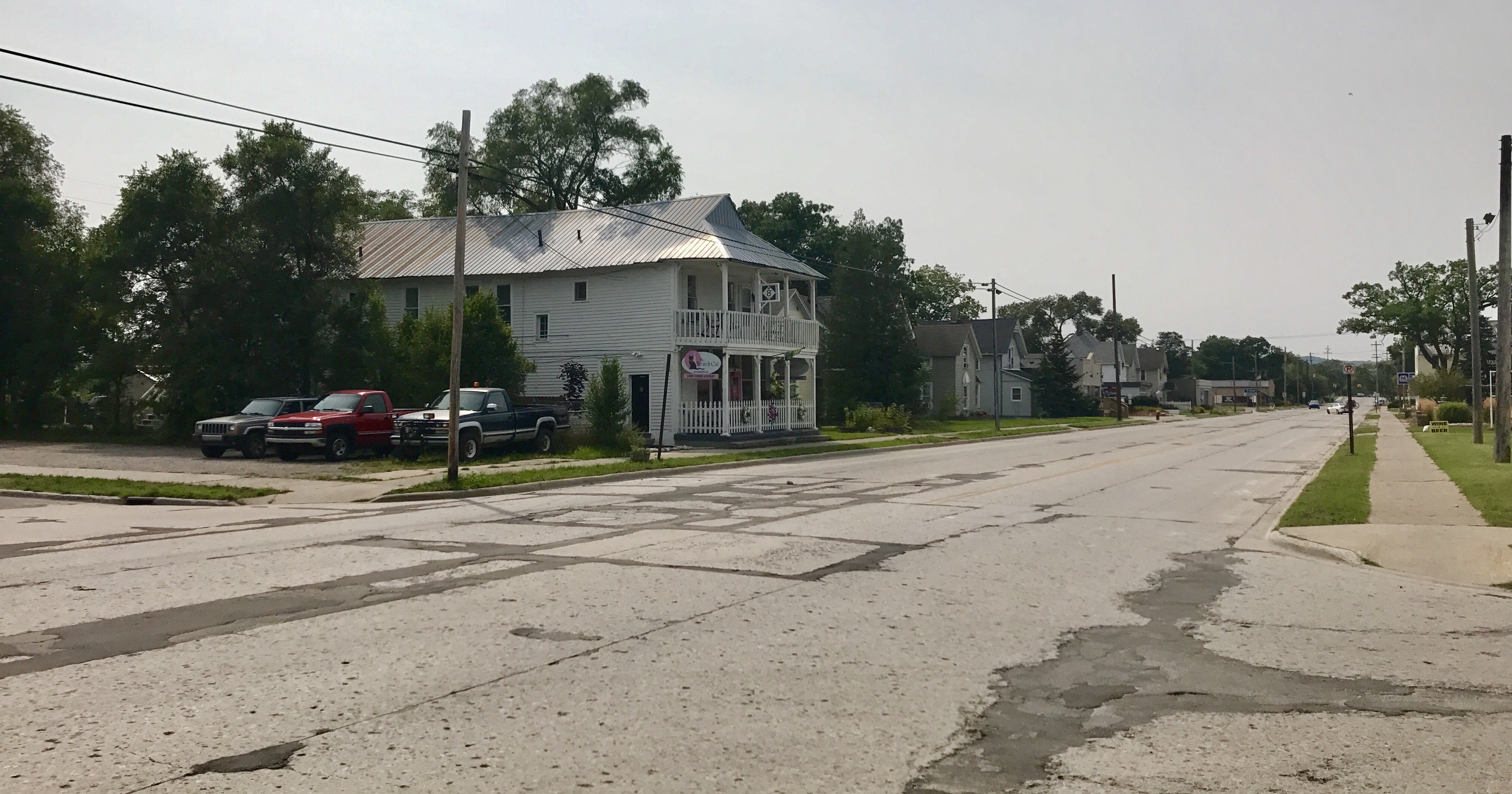 City Commissioners To Talk Eighth Street, Development Director, PILOT
