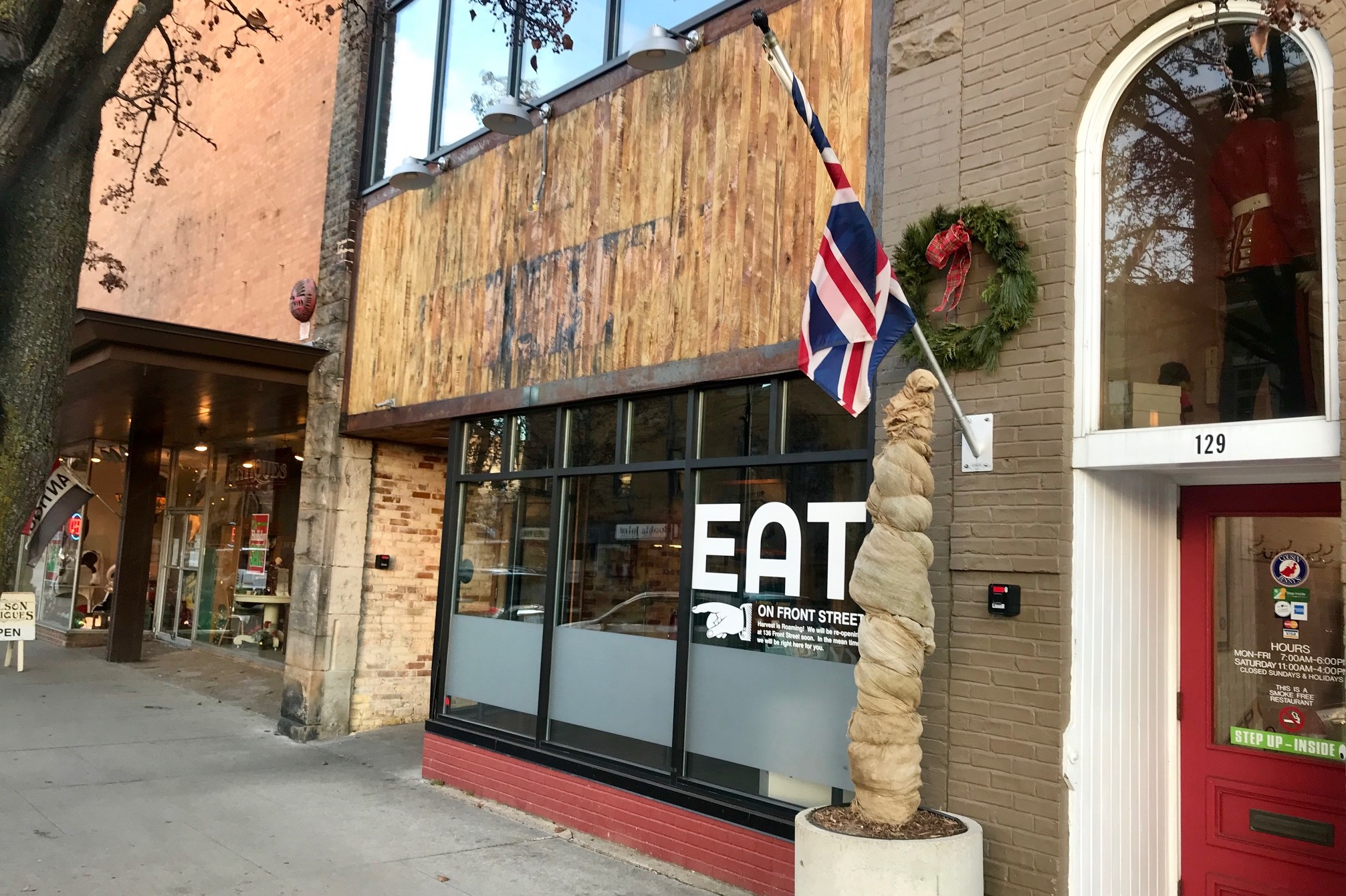 New Downtown TC Restaurant Opening, Hobby Lobby Sets Launch
