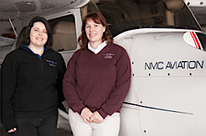 NMC Pilots Join Air Race | The Ticker