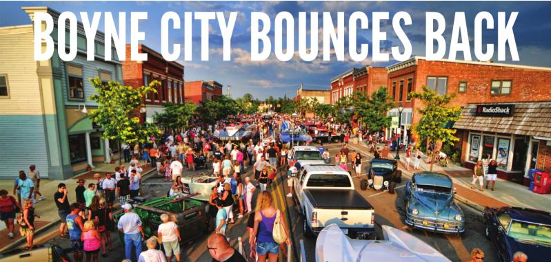 Boyne City Mi >> Boyne City Bounces Back Features Northern Express