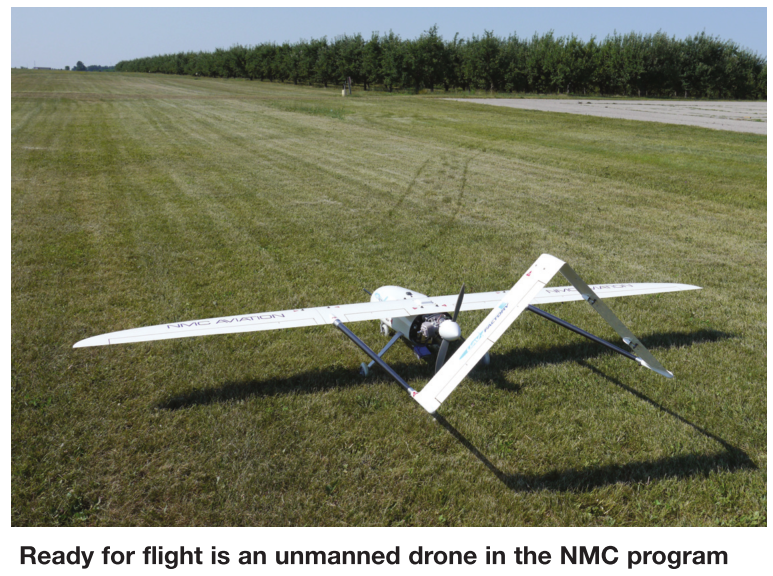 Here Come the Drones | Features | Northern Express